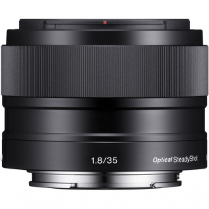 Sony E 35mm f/1.8 OSS Obiectiv APS-C [1]