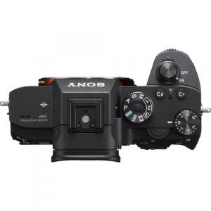 Sony Body Aparat Foto Mirrorless A7R III 42MP Full Frame 4K2
