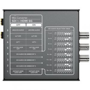 Blackmagic Design SDI la HDMI 6G Mini Convertor [1]