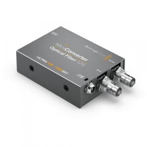 Blackmagic Design Mini Convertor fibra optica 12G-SDI [1]