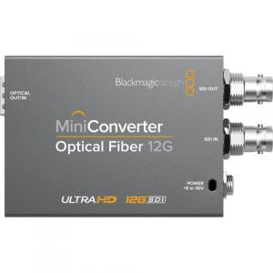 Blackmagic Design Mini Convertor fibra optica 12G-SDI [2]