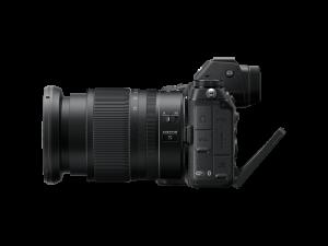 Kit Nikon Z6 Aparat Foto Mirrorless 24.5MP + Obiectiv Nikkor Z 24-70mm f4 S6