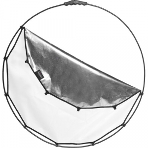 Lastolite Kit Reflector HaloCompact Silver/White 82cm0