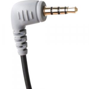 Cablu adaptor microfon TRS la TRRS pentru smartphone2