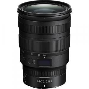 Nikon NIKKOR Z 24-70mm f2.8 S Obiectiv Foto Mirrorless