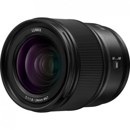 Panasonic Lumix S 24 mm Obiectiv Foto Mirrorless F1.8 Full Frame Montura L [3]