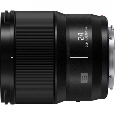 Panasonic Lumix S 24 mm Obiectiv Foto Mirrorless F1.8 Full Frame Montura L [1]