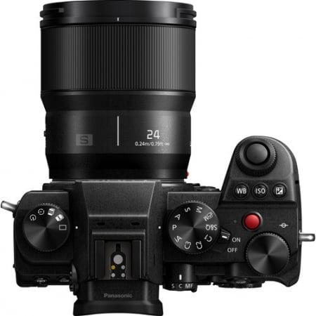 Panasonic Lumix S 24 mm Obiectiv Foto Mirrorless F1.8 Full Frame Montura L [5]