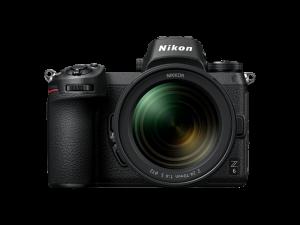 Kit Nikon Z6 Mirrorless 24.5MP + adaptor FTZ + Obiectiv Mirrorless Nikkor Z 24-70mm f4 S1