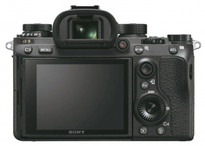 Sony Aparat Foto Mirrorless A9 Body 24MP Full Frame 4K Body1