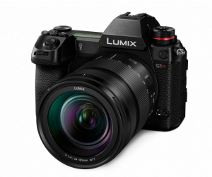 Panasonic Lumix S1R 47MP Kit cu Obiectiv 24-105mm F41