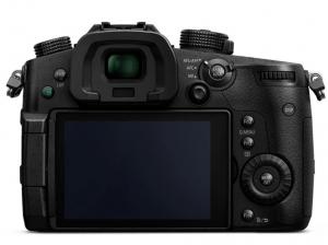 Panasonic Kit Aparat Foto Mirrorless Lumix GH5 cu Obiectiv Lumix 12-60mm f/3.5-5.6 G Vario Power O.I.S [1]