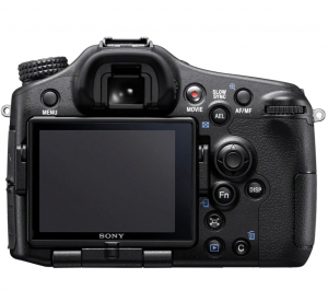 Sony Kit Aparat Foto A77 II DSLR 24.3MP CMOS 18-55mm f 3,5–5,6 SAM II2