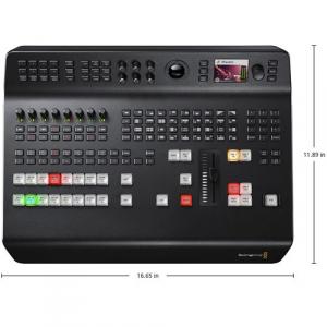 Blackmagic Studio de Televiziune si Productie Live ATEM Pro 4K2