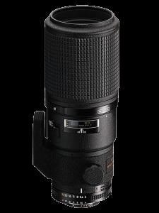 Nikon AF Micro NIKKOR 200mm Obiectiv Foto DSLR f/4D IF-ED0