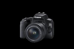Canon EOS 250D Aparat Foto DSLR Kit cu Obiectiv EF-S 18-55mm IS STM Negru [4]