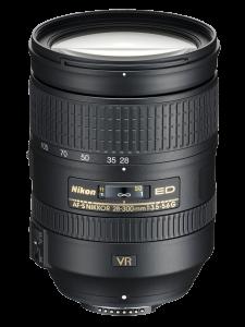 Nikon AF-S NIKKOR 28-300mm Obiectiv Foto DSLR f/3.5-5.6G ED VR0