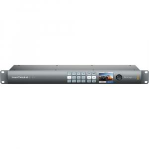 Blackmagic Design Smart Videohub 12 x 12 6G-SDI router video VHUBSMART6G1212 [0]