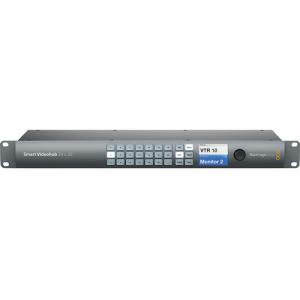 Blackmagic Design Smart Videohub 20 x 20 6G-SDI router0