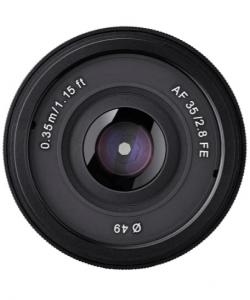 Samyang Obiectiv Foto 35mm Mirrorless F2.8 AF Montura Sony FE1