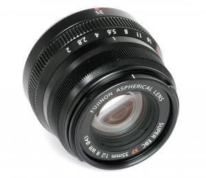 Fujifilm XF Obiectiv Foto Mirrorless 35mm f2 R WR1