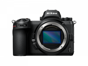 Kit Nikon Z6 Aparat Foto Mirrorless 24.5MP + Obiectiv Nikkor Z 24-70mm f4 S9
