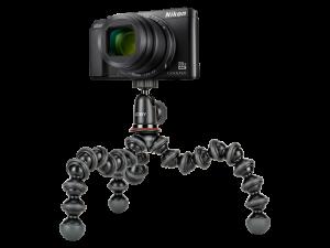 Joby GorillaPod 1K Kit Minitrepied flexibil [5]