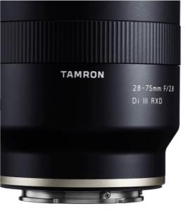 Tamron Obiectiv Foto Mirrorless 28-75mm f2.8 DI III RXD montura SONY E4