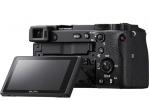 Sony Aparat Foto Mirrorless Alpha A6600  24.2 MP 4K Body3