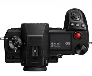 Panasonic Aparat Foto Mirrorless Lumix S1H Full-Frame 6K/24p3