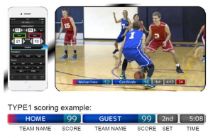 JVC GY-HM250ESB Camera video 4K Live Streaming Sport3