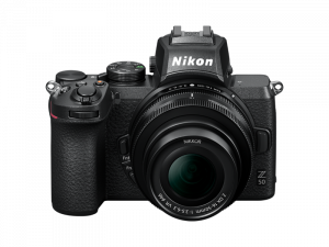 Nikon Z50 Aparat Foto Mirrorless 21MP Kit cu Obiectiv Nikkor Z DX 16-50mm f3.5-6.3 VR4