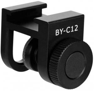 Boya sistem prindere microfon pentru smartphone0