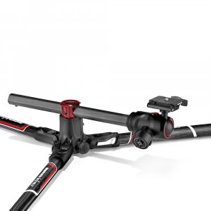 Manfrotto Befree GT XPRO Trepied Foto Carbon2