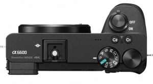 Sony Aparat Foto Mirrorless Alpha A6600  24.2 MP 4K Body5