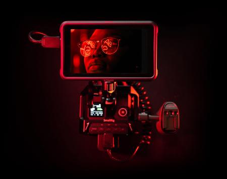 Atomos Ninja V+ 5inch 8K HDMI H.265 Raw Recording Monitor [2]