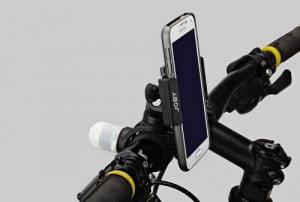 Joby Dispozitiv prindere pentJoby Dispozitiv prindere telefon cu lumini pentru bicicletaru bicicleta [9]