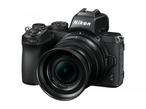 Nikon Z50 Aparat Foto Mirrorless 21MP Kit cu Obiectiv Nikkor Z DX 16-50mm f3.5-6.3 VR7