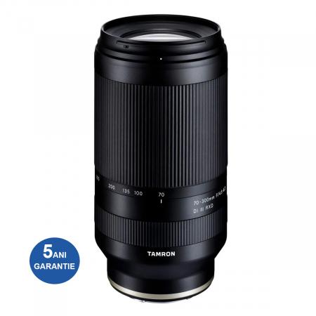 Tamron 70-300mm F4.5-6.3 RXD III Obiectiv Foto Mirrorless Sony E