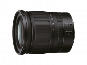Kit Nikon Z6 Mirrorless 24.5MP + adaptor FTZ + Obiectiv Mirrorless Nikkor Z 24-70mm f4 S7