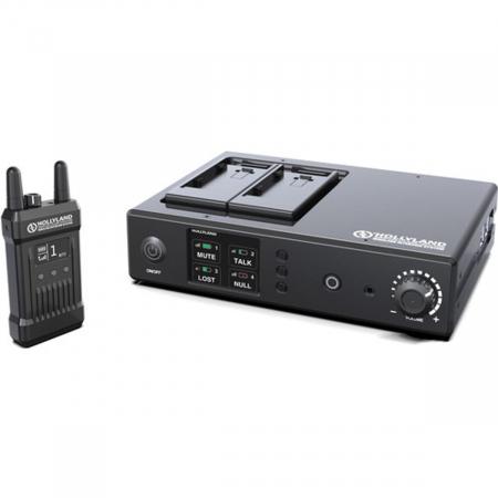 Hollyland Mars T1000 Sistem Intercom 4TX + RX [1]