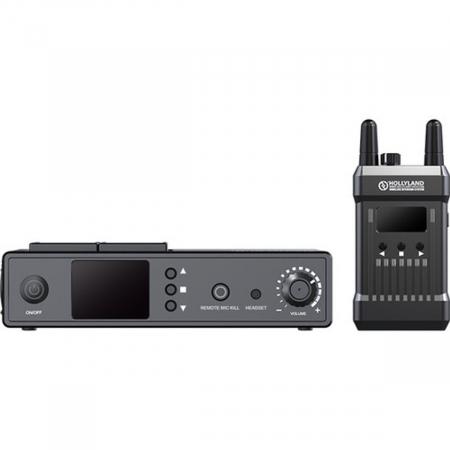 Hollyland Mars T1000 Sistem Intercom 4TX + RX [4]