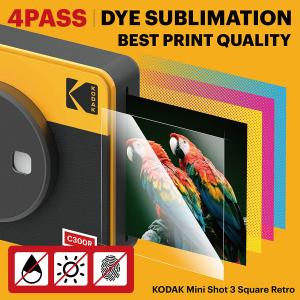 Kodak MiniShot Combo Retro camera foto instant si imprimanta7