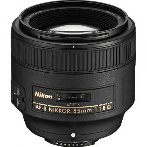 Nikon AF-S NIKKOR 85mm Obiectiv Foto DSLR f/1.8G [0]