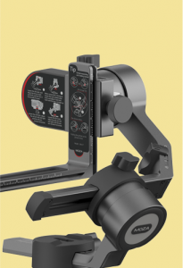 Moza Mini-P gimbal stabilizator motorizat in 3 axe ultraportabil6