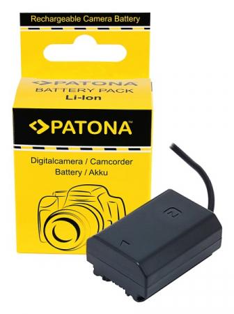 Patona D-TAP Adaptor Canon LP-E6N [0]