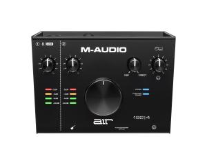 M-Audio AIR 192|4 USB 2x2 interfata audio USB, 192, record, audio, interfata,  usb, perform, artist [0]