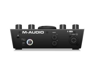 M-Audio AIR 192|4 USB 2x2 interfata audio USB, 192, record, audio, interfata,  usb, perform, artist [2]