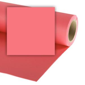 Colorama Fundal fotoroz Coral Pink 2.72x 11m [0]