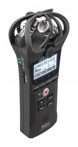 Zoom H1n 2 intrari reportofon portabil cu microfoane built-in X/Y (Negru) [3]